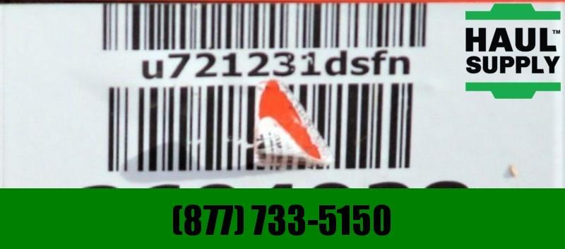 "PJ Trailers 77X12 4"" CHANNEL FRAME SPRING ASSIST GATE"