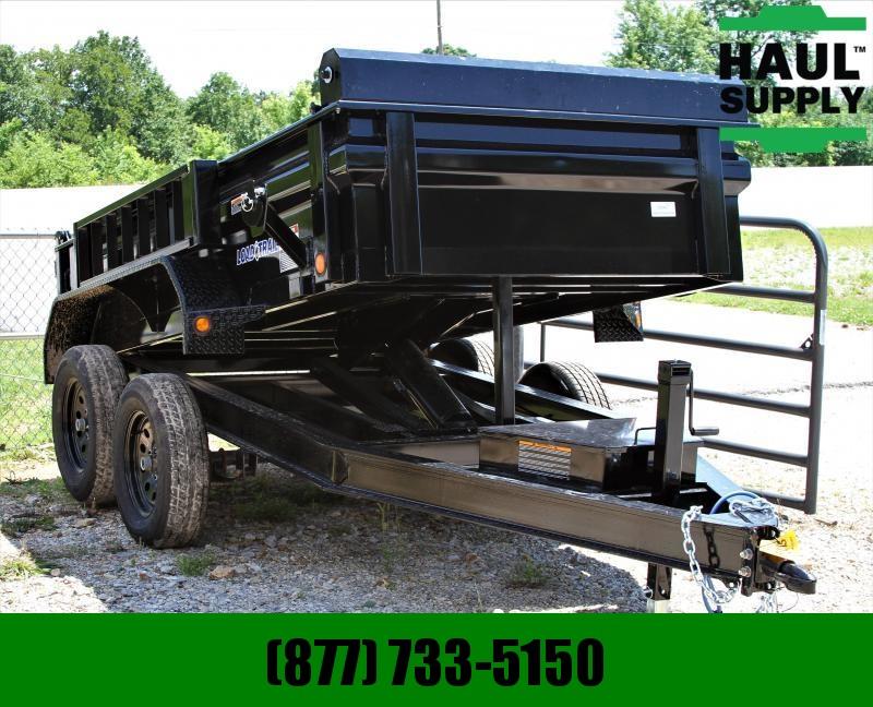 2020 Load Trail 60X10 7K Dump Ramps Tarp 10ga. Bed