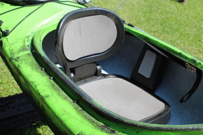 Mainstream Riptide Kayak Canoe Raft 9 foot 4 Used | #127971938 |Riptide Kayak