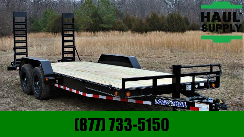 New 83X20 14K Equipment Trailer 6inCh Frame Dove+MORE!