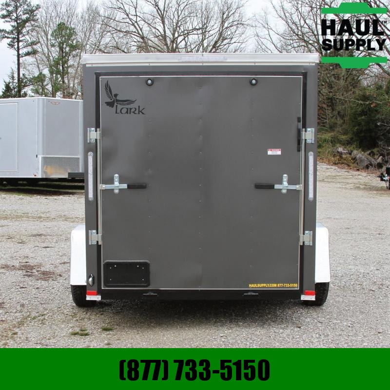 Lark 6X10SA Flat Front Enclosed Cargo Trailer