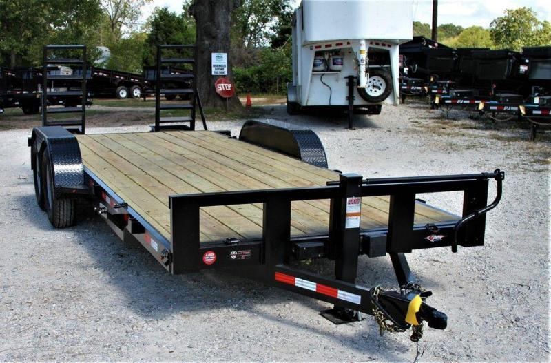 2019 Stingray 82X20 12K EQUIP TRAILER DEXTERS+MORE