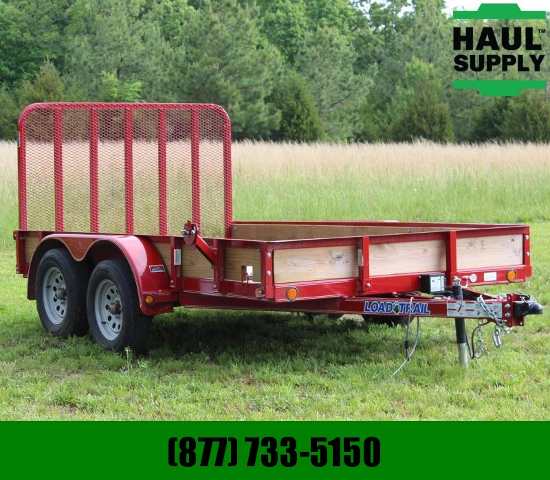 Load Trail 83X12 CHANNEL-FRM TWO BRAKE SPRING ASSIST