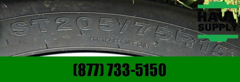 "PJ Trailers PJ TRAILERS 83X16 UTILITY TRAILER 4""CHANN"