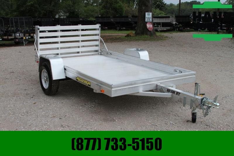 Aluma ALUMA 63X10 TORSION AXLE RUSTPROOF FRAME