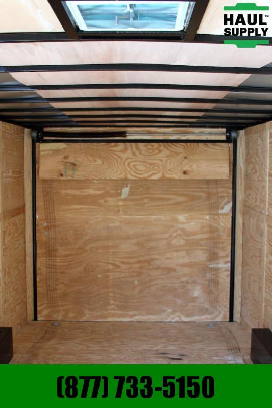 Traveler Cargo 8.5X20TA 7K Enclosed Car Hauler RR 7'tall