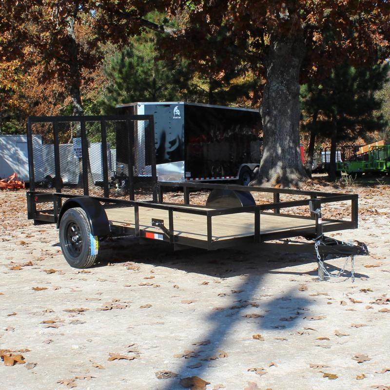 Stingray Boats STINGRAY LLC 76X12 UTILITY TRAILER 4'GATE