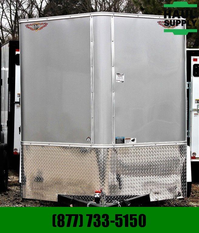 H and H Trailer H&H 6X12 SA RIVETLESS PREMIUM CARGO TRAIL