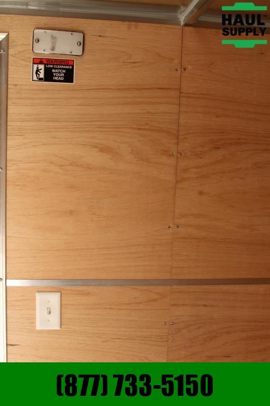 """H & H Trailer H&H 84X14 RIVETLESS 78""""TALL ALM. WHEELS+M"""