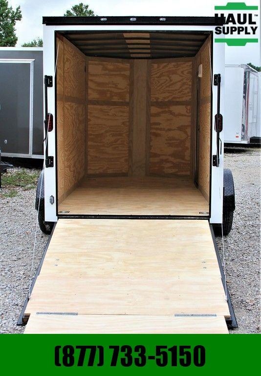 "Traveler Cargo TRAVELER CARGO 6X12 V-NOSE BLACKOUT 78""TA"