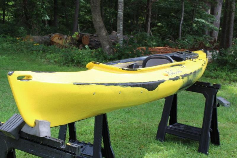 Paluski Boats Limited 12003YLBK