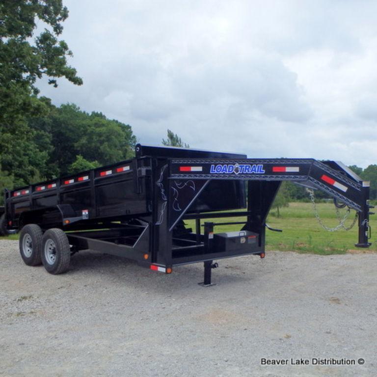 2020 Load Trail 83 X 16 TANDEM AXLE GN DUMP