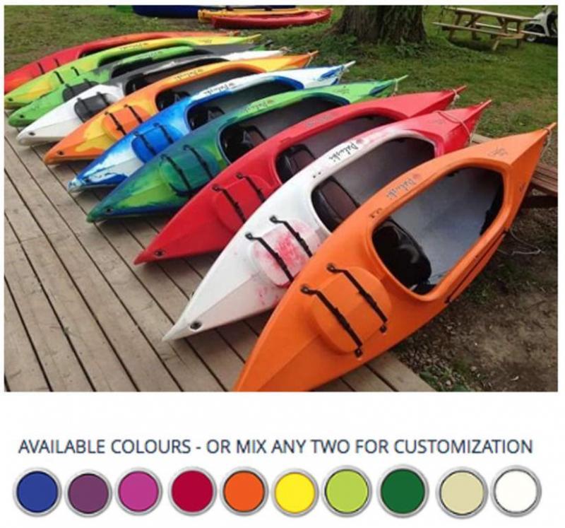 Paluski Boats Limited 12003RD