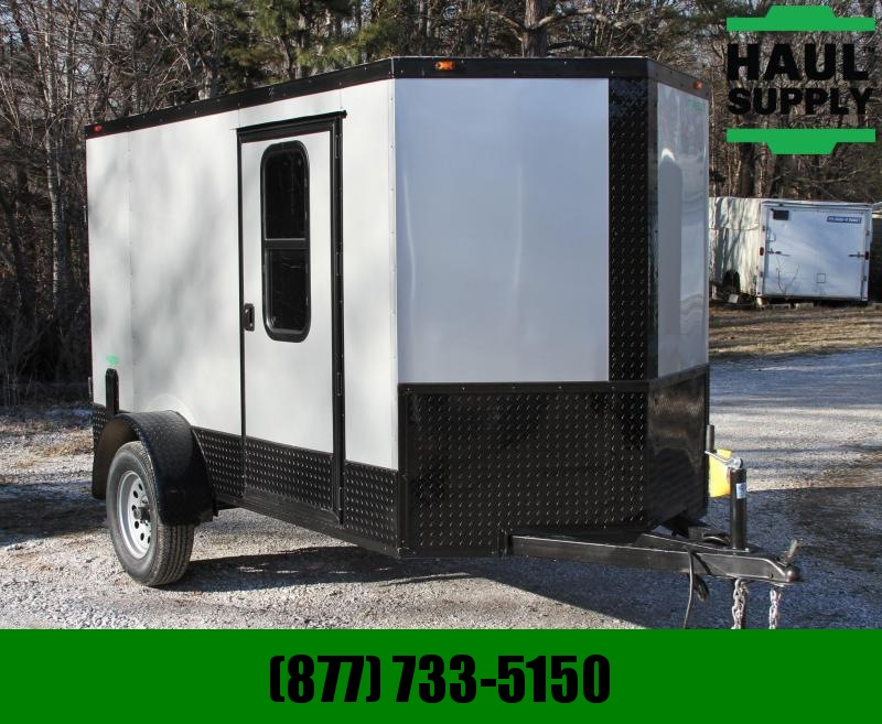 Traveler Cargo 5X10 4-DOOR OFF-ROAD MINI BUG OUT TRAILER