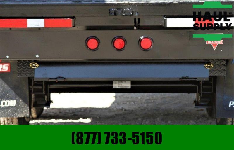 PJ Trailers DDR20A2BSSKB