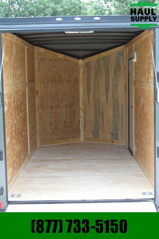 "Rock Solid Cargo ROCK SOLID 6X12 SA BLACKOUT 78""TALL THERM"