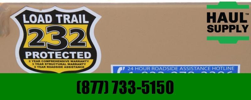 Load Trail 77X12 Utility Trailer Sq. Tube Sides 4' G