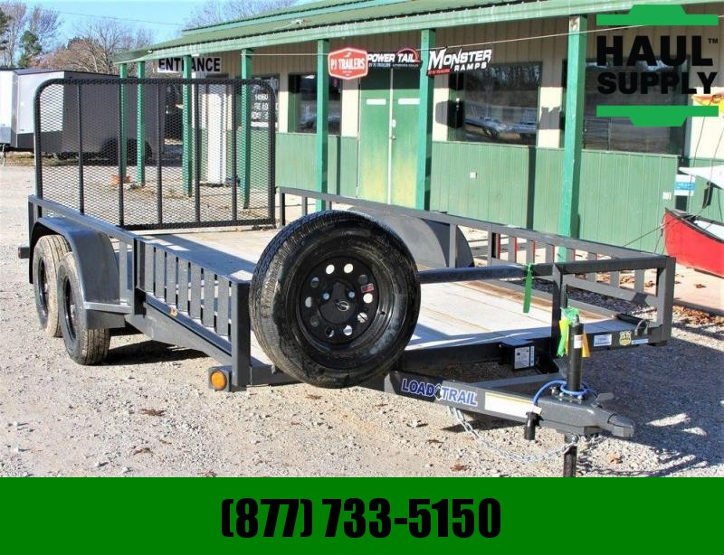 Load Trail 83X16 Side/Rear Load UTV Trailer