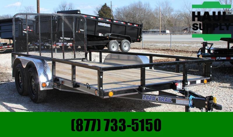 Load Trail 83X14TA 7K Utility Trailer2 Elec Brakes R