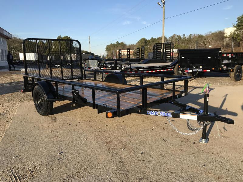 2020 Load Trail 6 x 12 Single Axle Utility Trailer