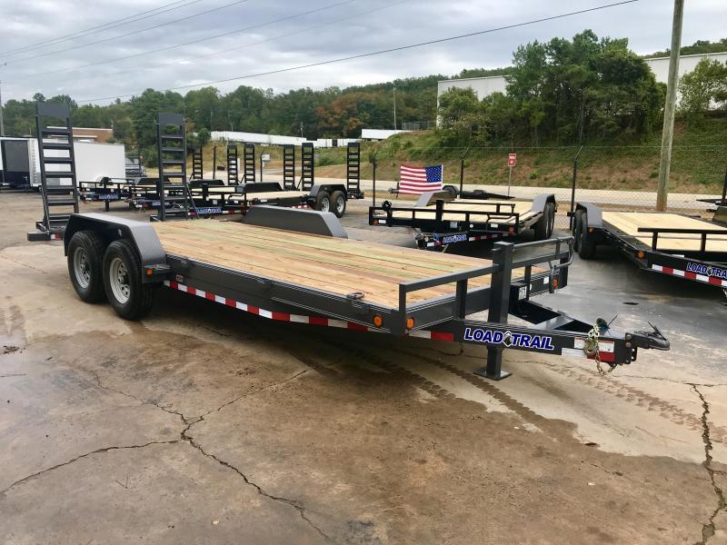 New Load Trail 20ft 14k Equipment Trailer