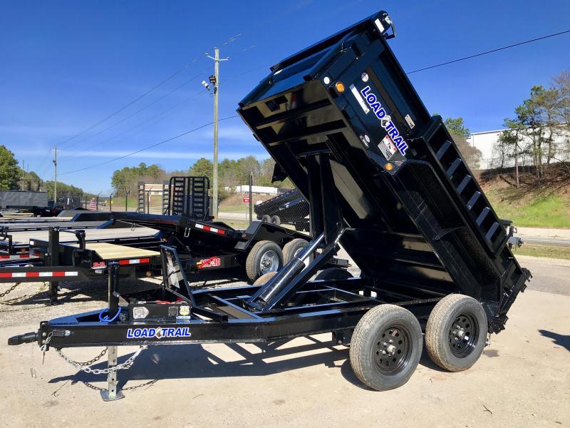 2020 Load Trail 5x10 7k Dump Trailer