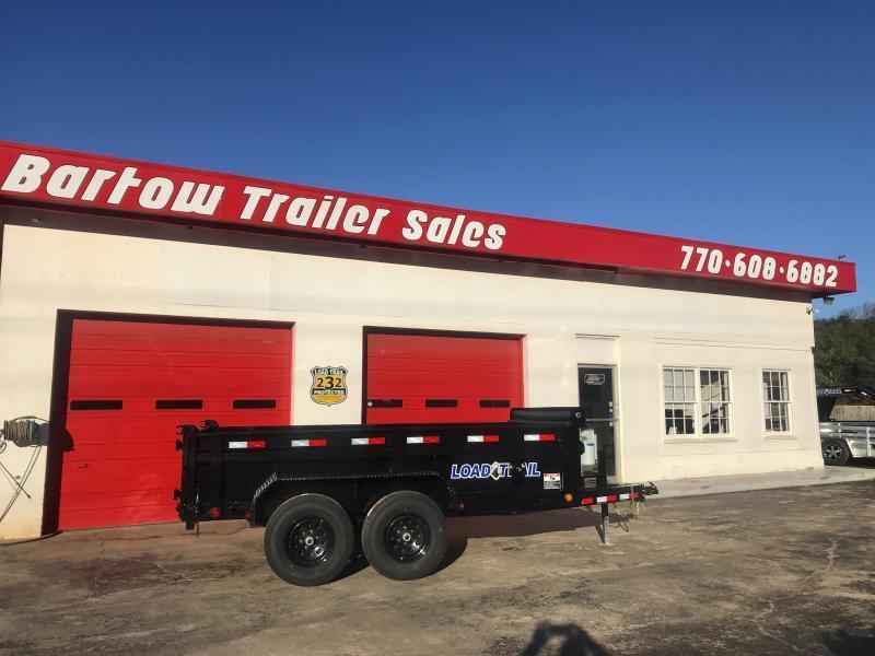 New Load Trail 6x12 10K Dump Trailer