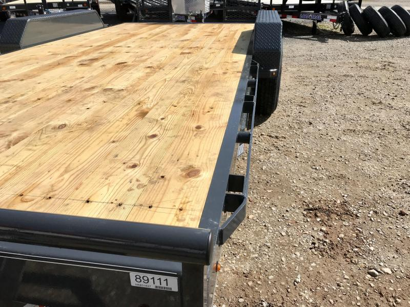 2020 Lamar Trailers 18 ft 14K Equipment Trailer