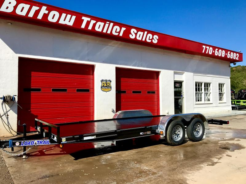 New Load Trail 18ft Car / Racing Trailer