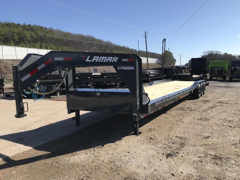 2020 Lamar Trailers 38' Triple Axle Car / Racing Trailer