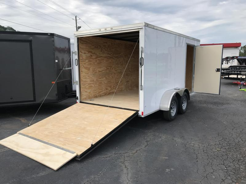 New Rock Solid 7 x 14 Cargo Trailer