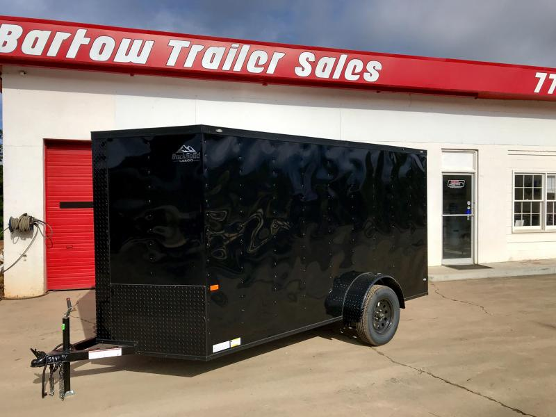 New Rock Solid 6 x 12 Cargo Trailer