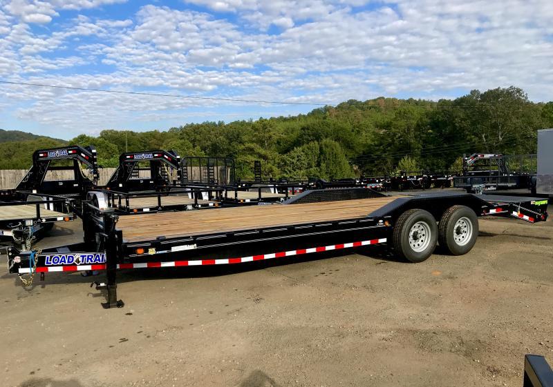 New Load Trail 102 x 24 W/Max Ramps Equipment Trailer