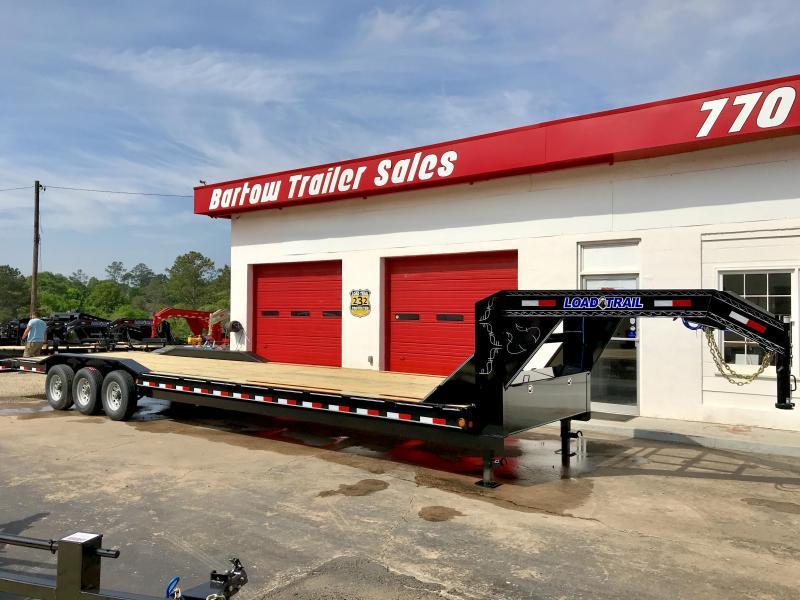 New Load Trail 36' Equipment Trailer