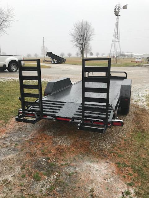 2020 CornPro Heavy Duty Utility Equipment Trailer