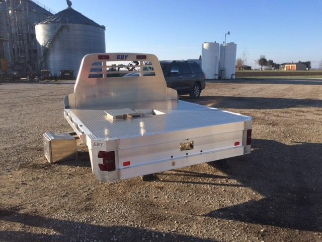 Eby Trailers Big Country Flatbed Truck Bed