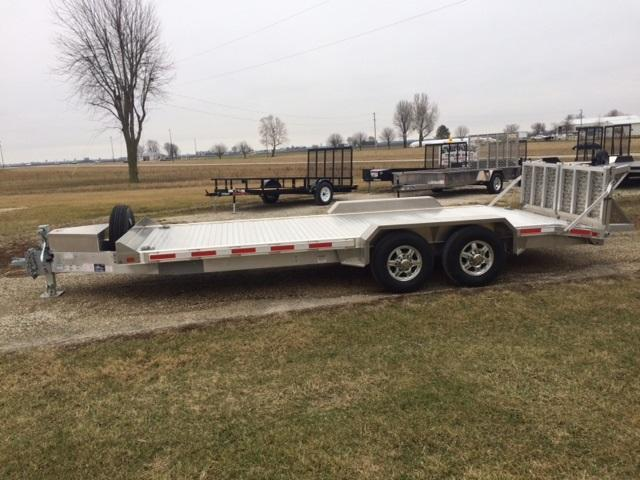 2019 Eby Trailers Low Profile Equipment Trailer