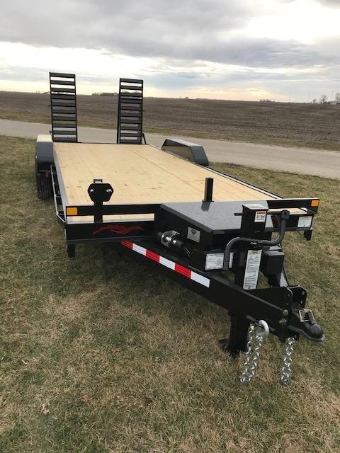 2020 Trailerman Trailers Inc. Contractor's Special Equipment Trailer