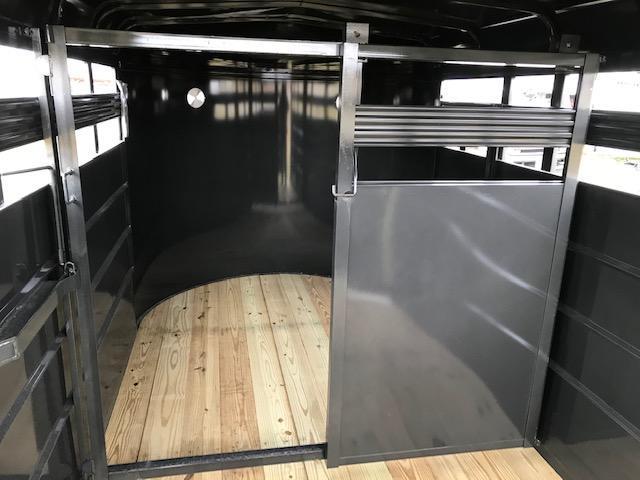 2020 Corn Pro Livestock Trailer 6' 8 X 16