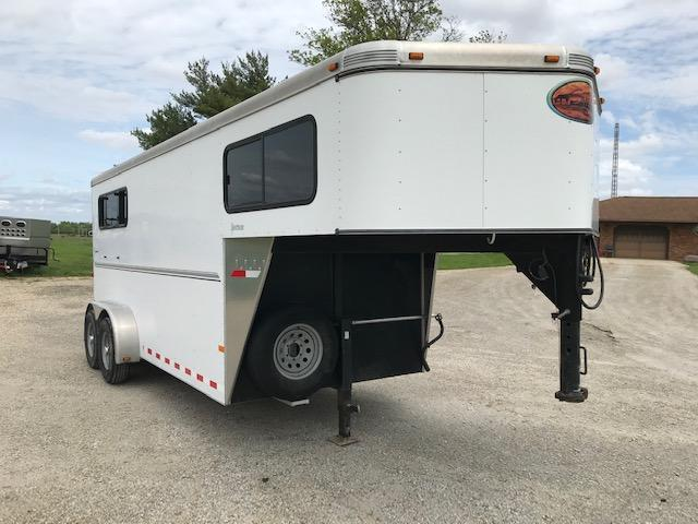 2011 Sundowner Trailers Sportsman Livestock Trailer