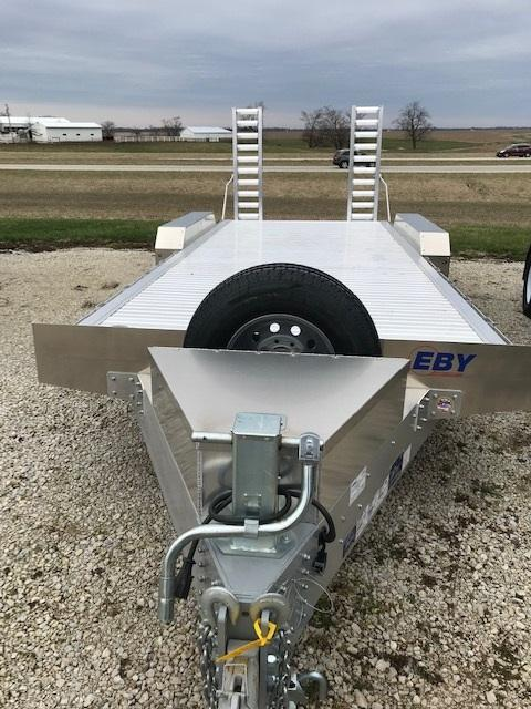 2019 EBY Low Pro Equipment Trailer