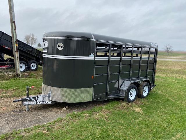 2020 CornPro 6 X 16 Livestock Trailer