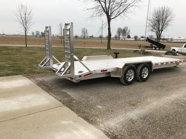2019 EBY Low Profile Equipment Trailer