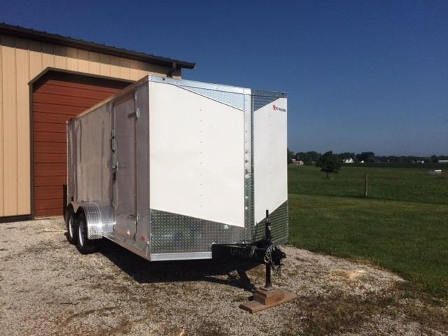 2019 RC Trailers RWT TA2 Enclosed Cargo Trailer