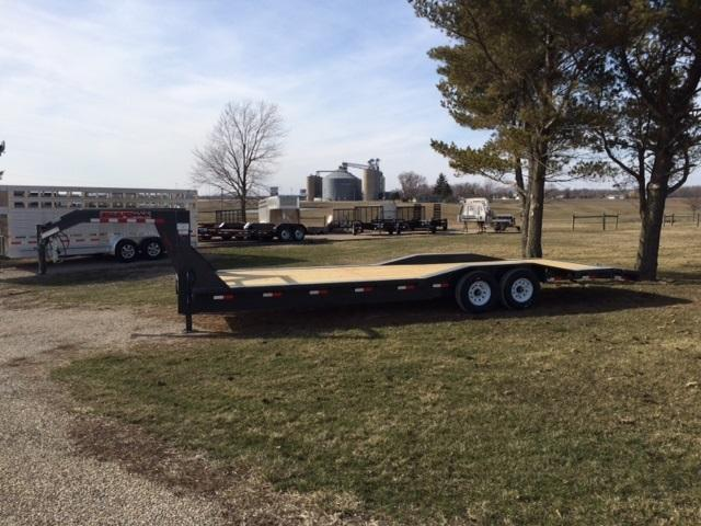 2018 Trailerman Trailers Inc. Car Hauler