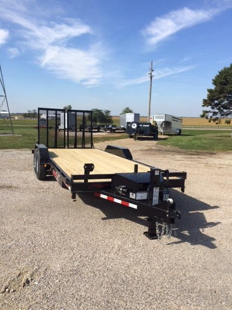 2018 Trailerman Trailers Inc. Contractors Special Equipment Trailer
