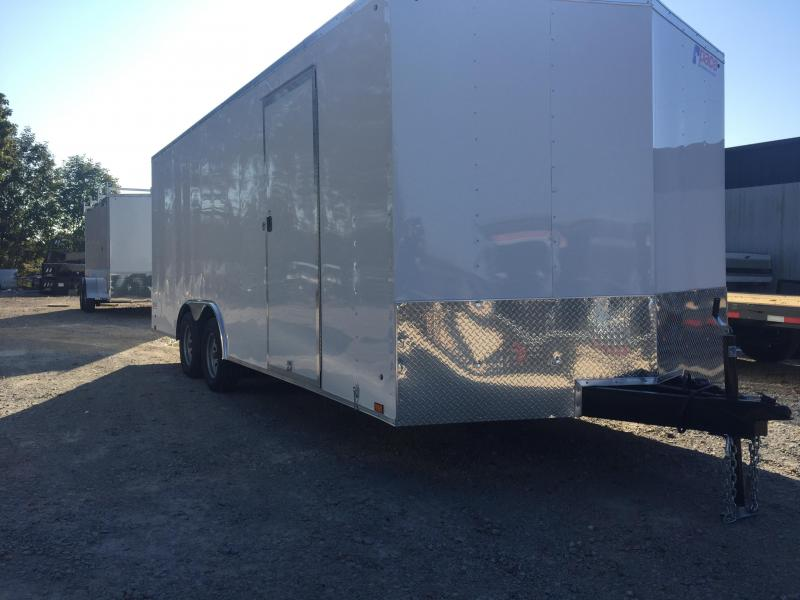 2020 Pace American JT8.5X20TE2 Enclosed Cargo Trailer