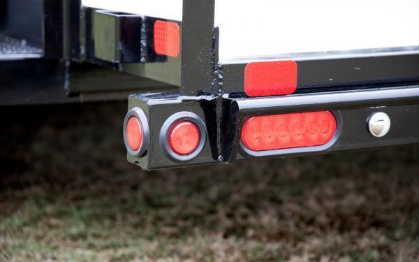 2020 Big Tex Trailers 70PI-16' Utility Trailer