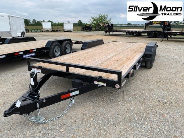 "2020 Sure-Trac 83"" x 20' 10K Wood Deck Car Hauler"