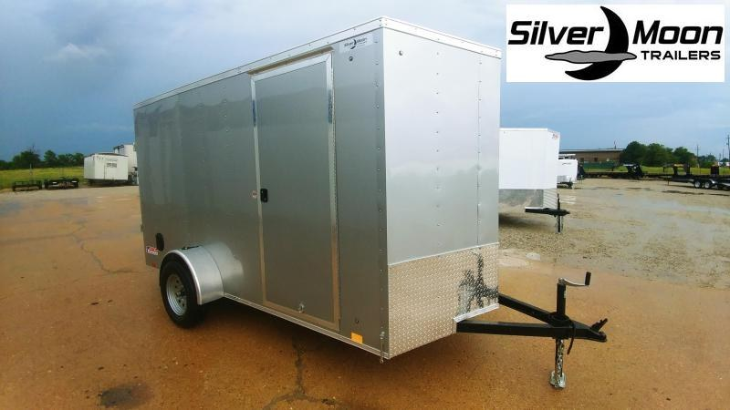 2020 Pace American 6x12 Enclosed Cargo Trailer For Sale